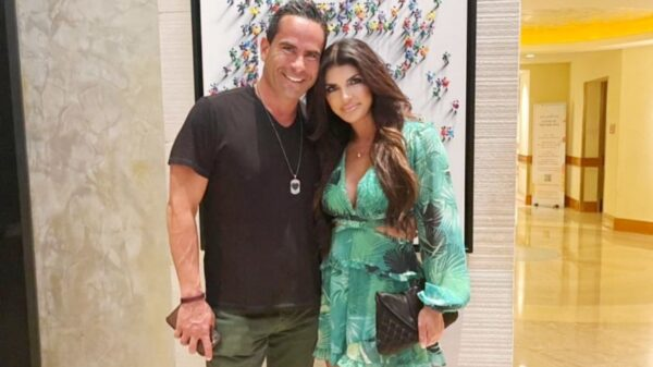 RHONJ: Teresa Giudice's Boyfriend Luis Ruelas Previously Charged With Simple Assault Following Violent Road Rage Incident According To Police Report