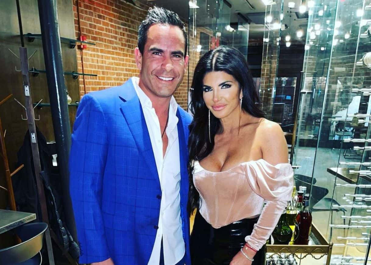 "RHONJ: Exes of Teresa Giudice's Boyfriend Luis Ruelas Allege He His ""Sex-Obsessed"" as His Ex-Fiancée Claims She Was Punished By Luis For Not Meeting Sexual Demands, Plus Live Viewing Thread"