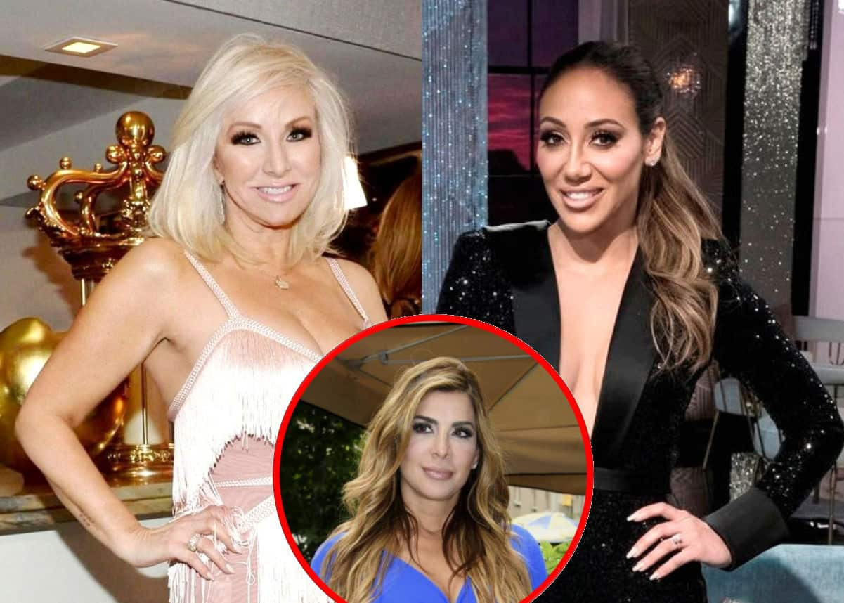 "Margaret Josephs Says Melissa's Marriage Problems Worse Off Camera, Talks 'Pressure' From RHONJ Fans and Calls Siggy Flicker a ""Sh*thead,"" Plus Live Viewing Thread"