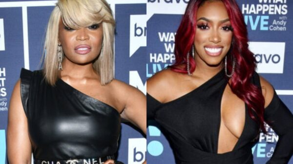 "Marlo Hampton Reveals Real Cause of Feud With Porsha Williams, Slams RHOA Costar as a ""Below the Belt Liar"" and Explains Why She Wants to Be Full-Time Housewife, Plus Live Viewing Thread"