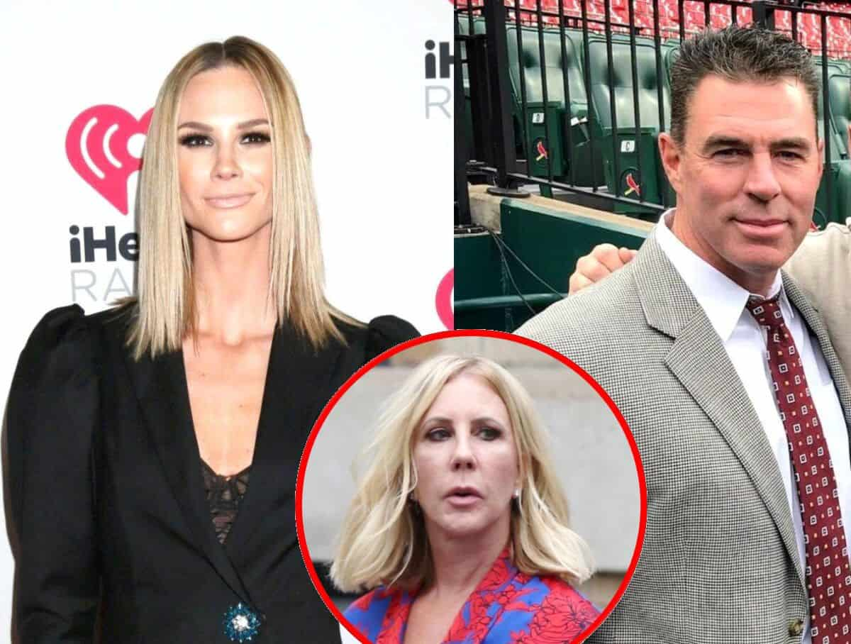 """RHOC Alum Meghan King Edmonds On Why Jim Edmonds Cheated, Confirms She's """"Still Blocked"""" by """"Toxic"""" Vicki Gunvalson, Plus Reveals If She Believes Kelly Dodd is Racist and Slams Jen Shah as a Narcissist"""