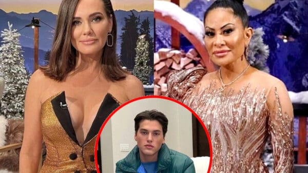 RHOSLC's Meredith Marks Defends Her Son Brooks After Fans Claim He Shaded Jen Shah As It's Revealed That Jen's Charges Are Part Of A Large Investigation