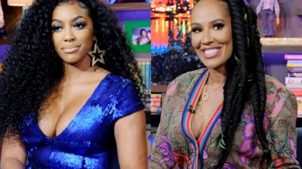 """Porsha Williams Reveals Where She Stands With Tanya Sam After Strippergate, Talks Co-Parenting With Ex-Fiancé Dennis McKinely, And Shares Cryptic """"Grand Finale"""" Post"""