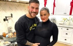 "PHOTO: Jax Taylor Welcomes Son With Wife Brittany Cartwright, See the First Pic of Ex Vanderpump Rules Stars' Baby Boy and Learn His Name as Jax Admits to Falling in Love With Brittany ""All Over Again"""