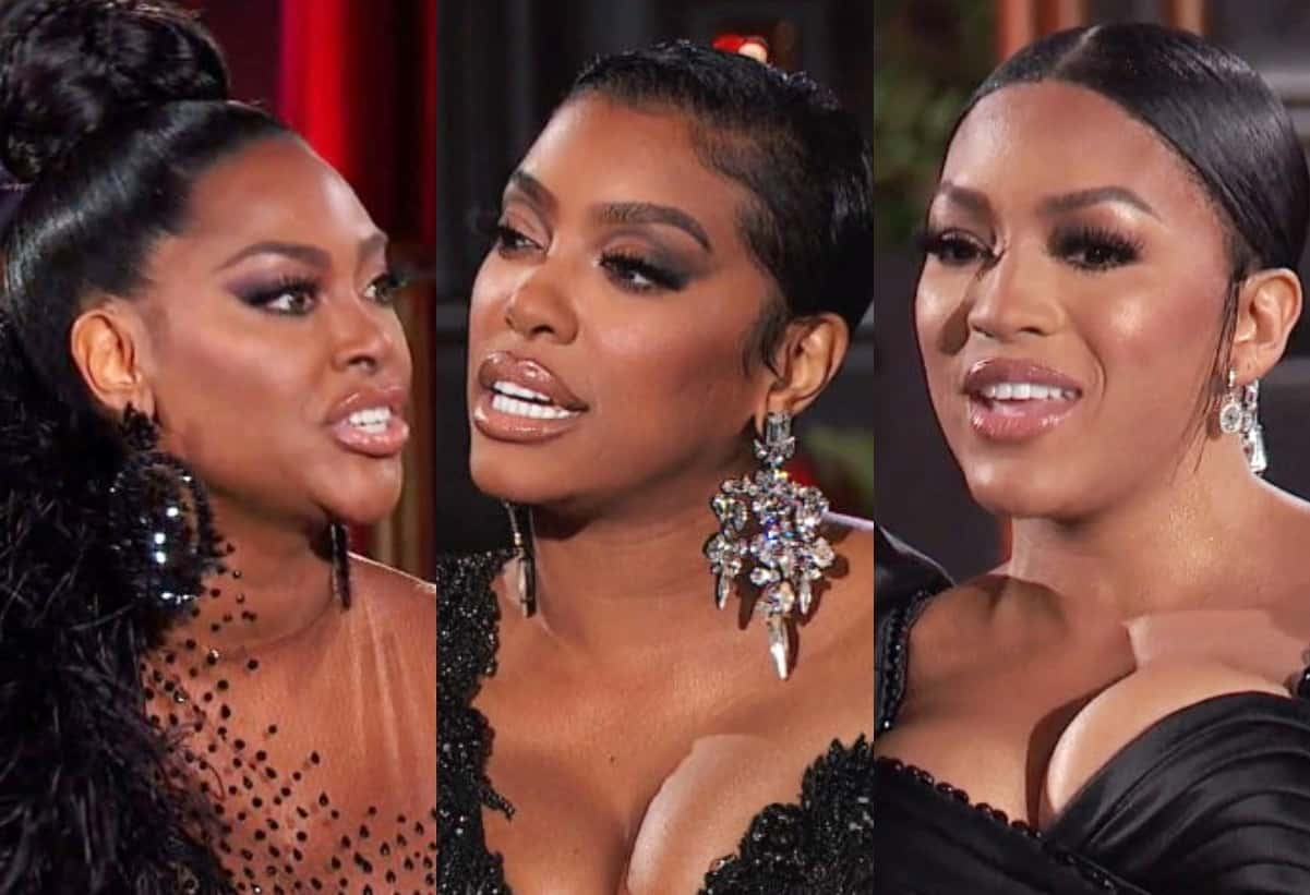 RHOA Reunion Recap: Kenya Addresses Snide Comments About Porsha's Activism, Drew Calls Out Kenya for Online Comment About Son Josiah and Latoya Comes in Hot for Drew