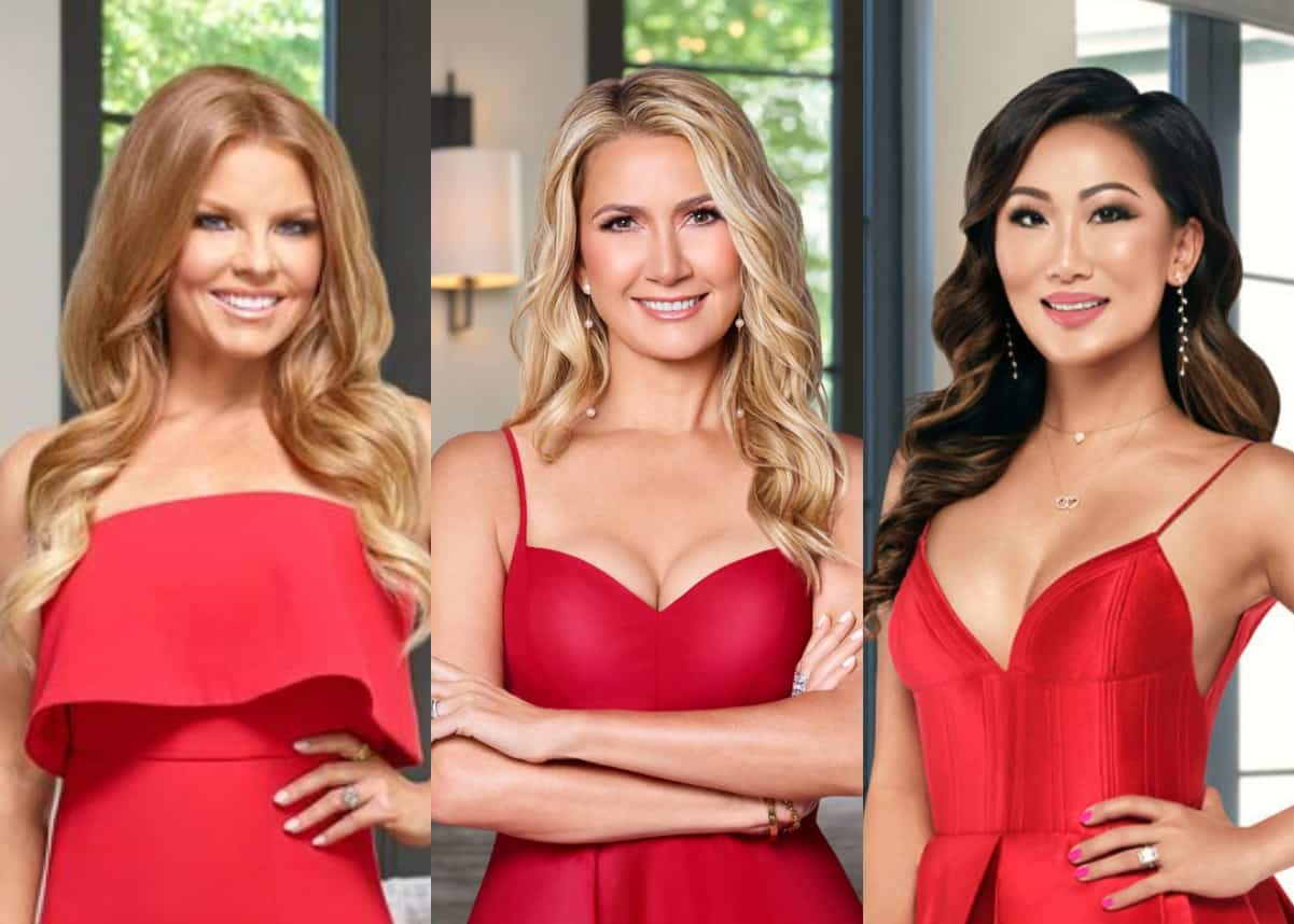 VIDEO: Watch RHOD Reunion Trailer! Brandi Breaks Down About Bryan's Alleged Cheating, Kary Teases Divorce, and Tiffany Calls Out Kameron for Cultural Missteps, Plus Live Viewing Thread