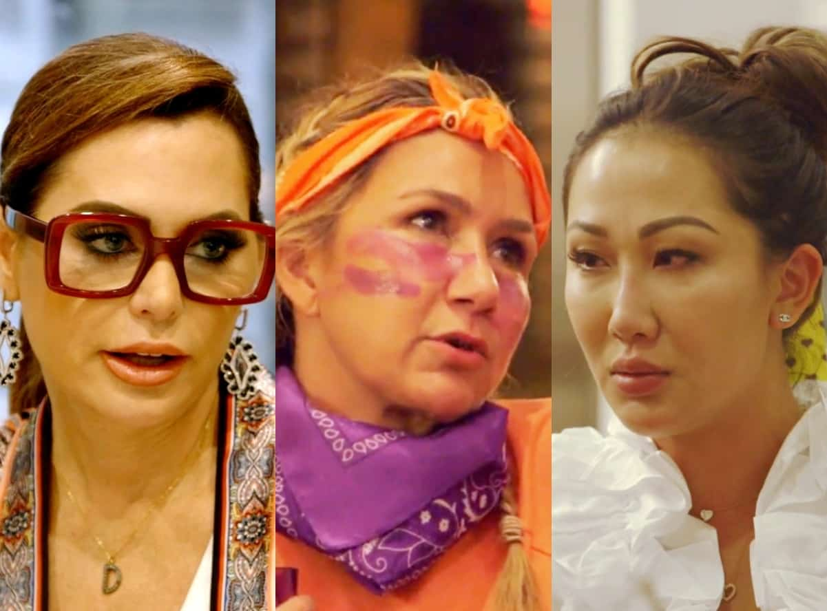 RHOD Recap: D'Andra Reveals An Email From Her Stepmother, Kary Apologizes To Bigfoot Hunter, And Tiffany Confronts Her Mother About Her Feelings
