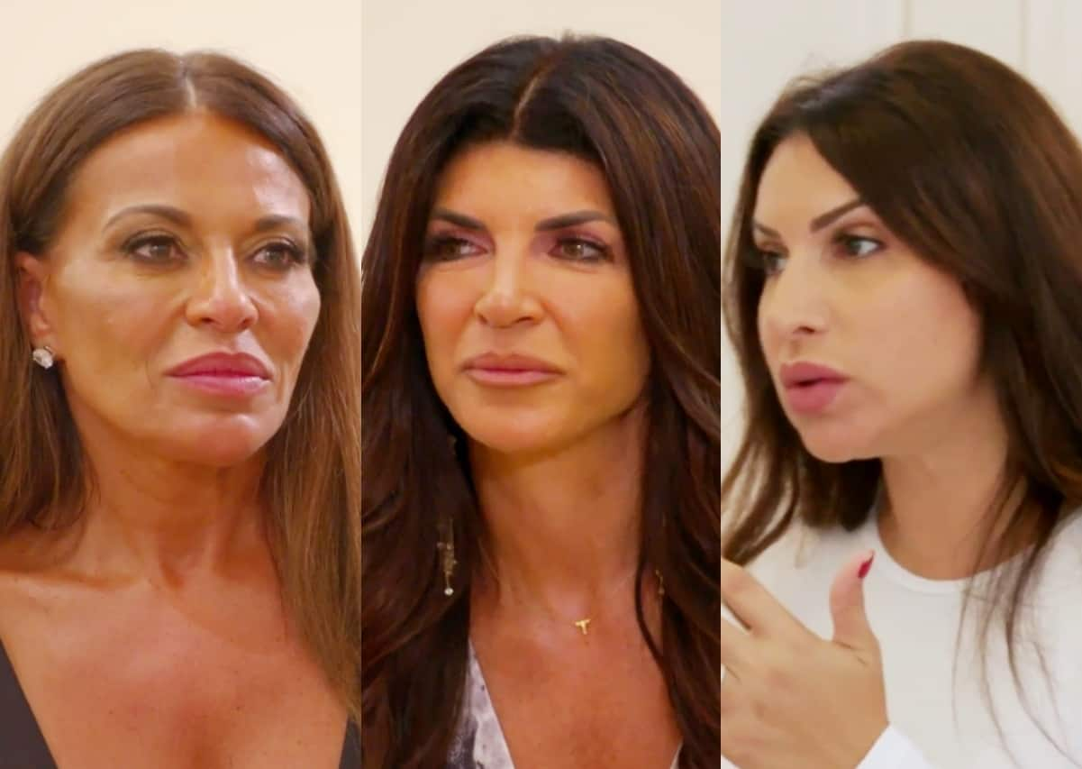 RHONJ Recap: Psychic Tells Dolores David Isn't Her Soulmate, Exposes Teresa's Secret Dating & Jennifer Mediates a Dispute Between Her Parents