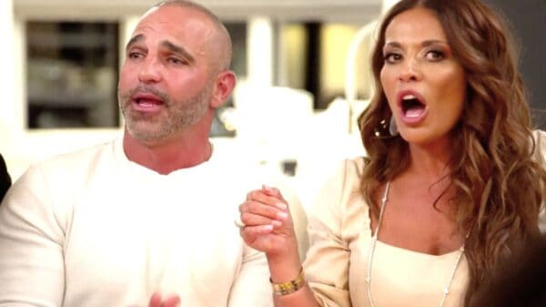 "RHONJ Recap: Joe Gorga Calls Dolores a ""Broken Woman"" as She Storms Out of Michelle's Party After Everyone Attacks Her Relationship With David"