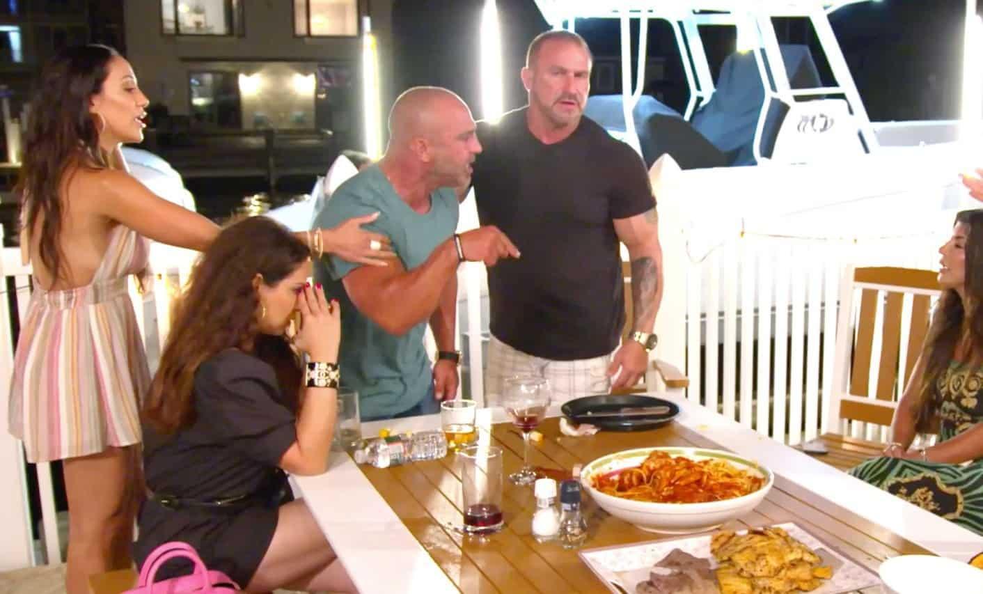 RHONJ Recap: Joe Goes Off On Teresa About Her Ex Husband Dividing Their Family, Teresa Apologizes To Evan And Margaret Calls Jennifer A Sloppy Drunk