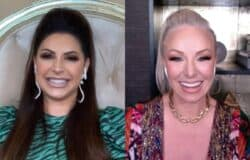 Jennifer Aydin Questions Why Margaret Josephs Was Cast on RHONJ, Admits Being a Huge Fan Before Joining Show and Thought Teresa Would Be Difficult to Get Along With, Plus Live Viewing Thread