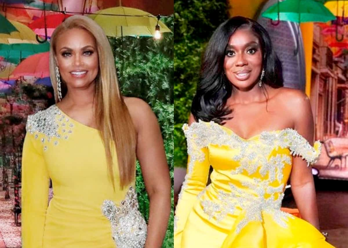 """RHOP's Gizelle Bryant Unfollows Wendy Osefo on Instagram Amid Filming on Season Six as Wendy Shares a Cryptic Post About Clearing """"a Bish"""""""