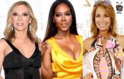"REPORT: Ramona Singer and Kenya Moore Get Into Feud Amid Real Housewives All Stars Filming in Turks and Caicos as Full Lineup is Revealed, Plus Will Jill Zarin Be a ""Surprise"" Cast Member?"