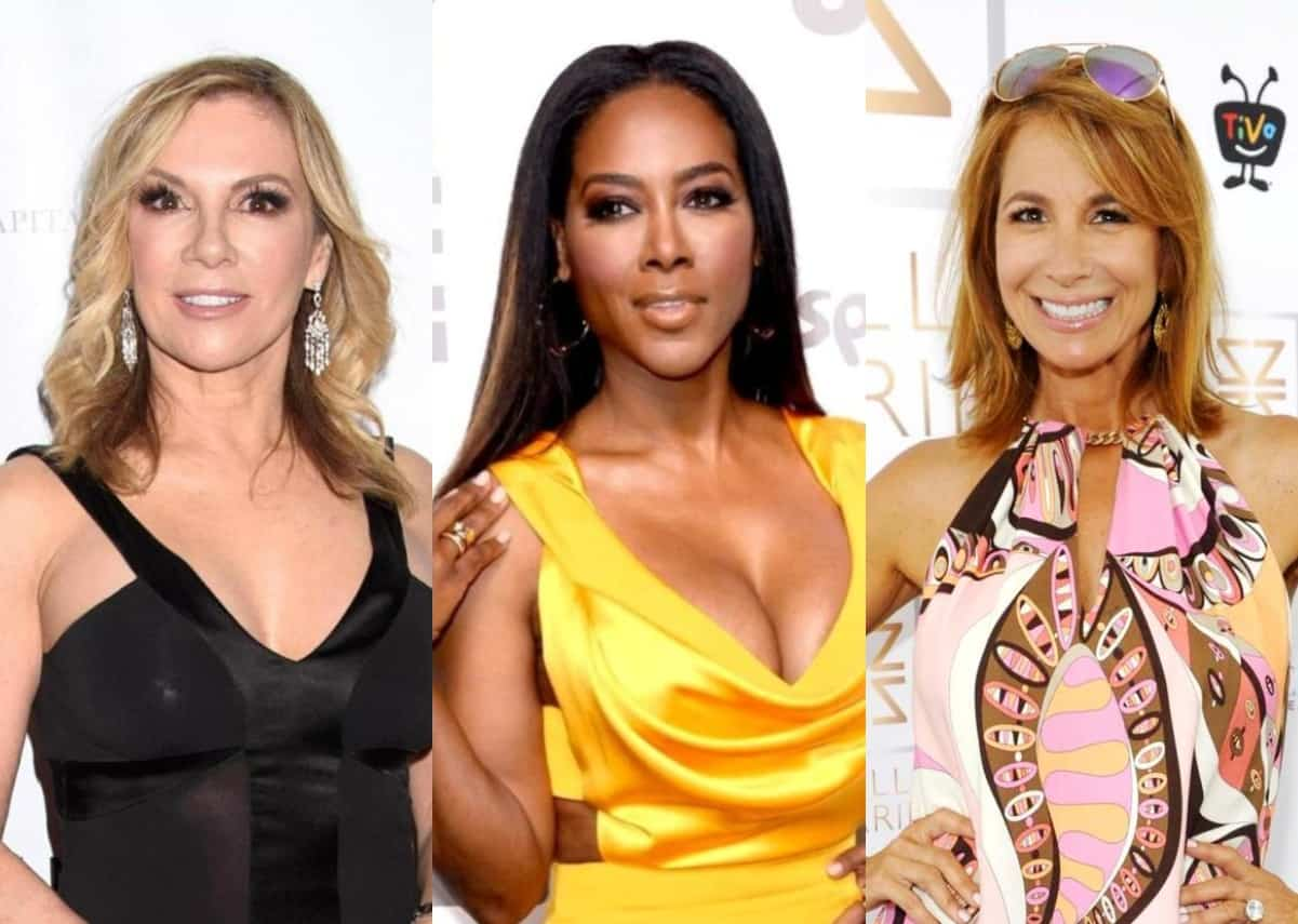 """REPORT: Ramona Singer and Kenya Moore Get Into Feud Amid Real Housewives All Stars Filming in Turks and Caicos as Full Lineup is Revealed, Plus Will Jill Zarin Be a """"Surprise"""" Cast Member?"""