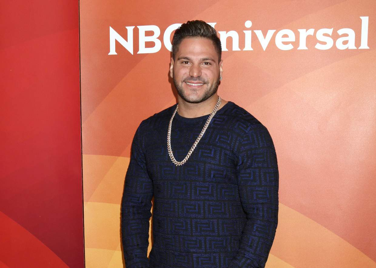 Fans Launch Petition to Have Ronnie Ortiz-Margo Fired From Jersey Shore Following 2nd Arrest For Alleged Domestic Violence