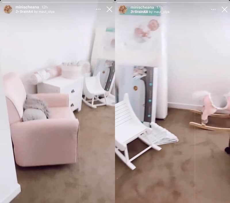 Vanderpump Rules Scheana Shay Daughter Nursery