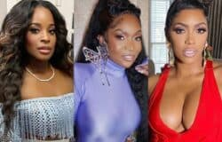 """RHOA's Shamea Morton Accuses Marlo Hampton of Threatening to """"F--k"""" Her Husband as Marlo Fires Back at Porsha for Calling Her """"Dangerous"""" by Bringing Up Her Past Acts of Violence"""