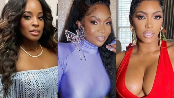 """RHOA's Shamea Morton Accuses """"Lisp Queen"""" Marlo Hampton of Threatening to """"F-ck"""" Her Husband as Marlo Fires Back at Porsha for Claiming She's a """"Clout Chaser"""" and Says She Drugged Someone"""