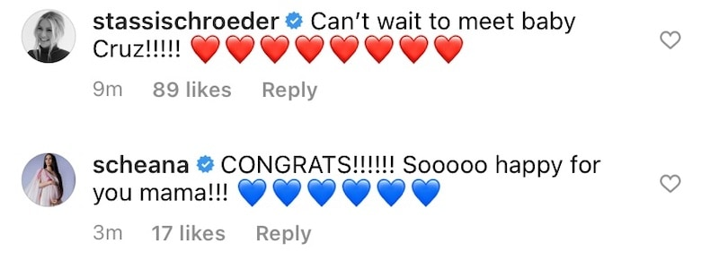 Vanderpump Rules Stassi Schroeder and Scheana Shay React to Jax Taylor's Son's Birth