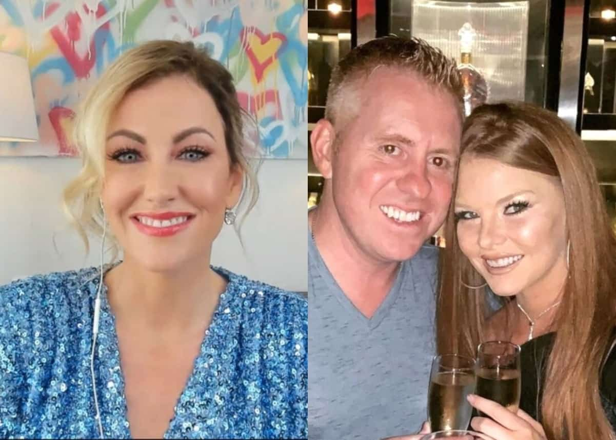 """RHOD's Stephanie Hollman Reacts to Video of Brandi's Husband Seemingly Cheating and Says """"Nobody Deserves That"""" as D'andra Reveals If She's Spoken to Her Brother or Stepmom"""