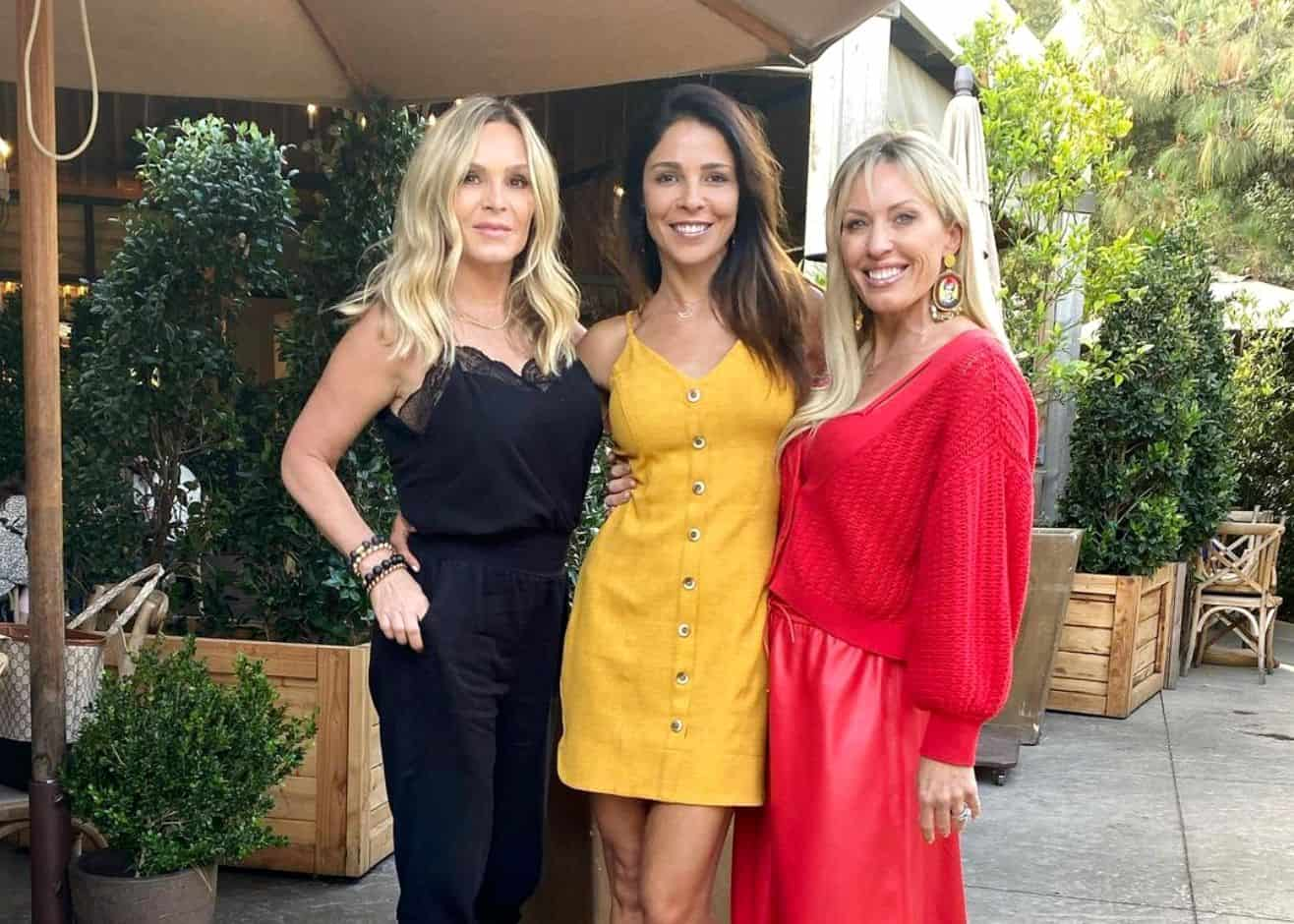 Is Braunwyn Windham-Burke Dating Ex RHOC Star Fernanda Rocha? Tamra Judge Speaks Out, Plus Braunwyn Splits From Girlfriend Kris After Just Months of Dating