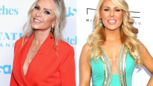"RHOC Alum Tamra Judge Threatens Gretchen Rossi With Legal Action and Slams Her as ""Relentless"" Over Comments Gretchen Made About Shannon Beador and Tamra Feud"