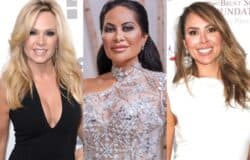 "Tamra Judge Slams Jen Shah After Arrest, Praises Kelly Dodd as ""Strongest Character"" of RHOC and Talks Spinoff With Vicki Gunvalson, Plus Why Brandi Glanville Should Be On RHOBH"