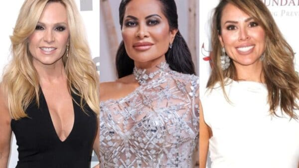 """Tamra Judge Slams Jen Shah After Arrest, Praises Kelly Dodd As The """"Strongest Character"""" Of RHOC And Talks Spinoff With Vicki Gunvalson, Plus Why Brandi Glanville Should Be On RHOBH"""