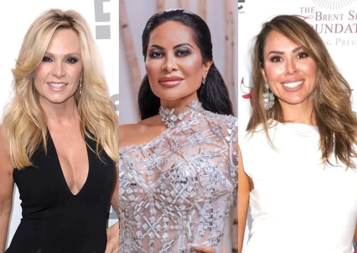 "Tamra Judge Slams Jen Shah After Arrest, Praises Kelly Dodd As The ""Strongest Character"" Of RHOC And Talks Spinoff With Vicki Gunvalson, Plus Why Brandi Glanville Should Be On RHOBH"