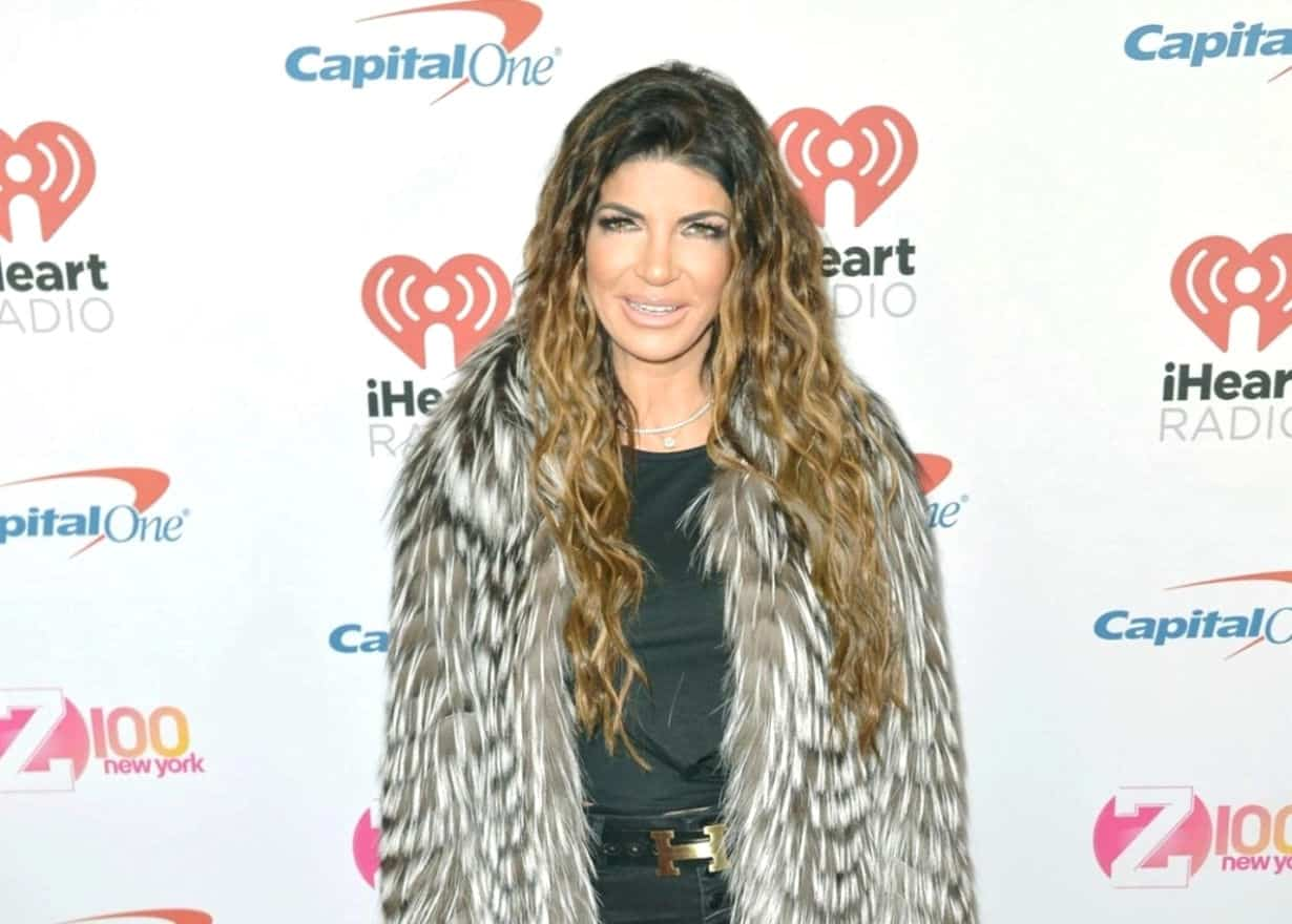 VIDEO: See Teresa Giudice's Original RHONJ Casting Tape Which Features Some Familiar Faces, Find Out If She And Ex Joe Regret Joining Show