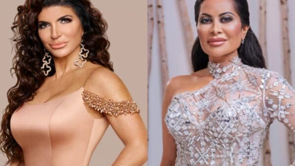 """Is RHONJ's Teresa Giudice in Touch With Jen Shah as She Faces 30 Years Behind Bars for Wire Fraud and Money Laundering? Plus RHOSLC Cast is Reportedly """"Completely in Shock"""" Over Her Arrest"""