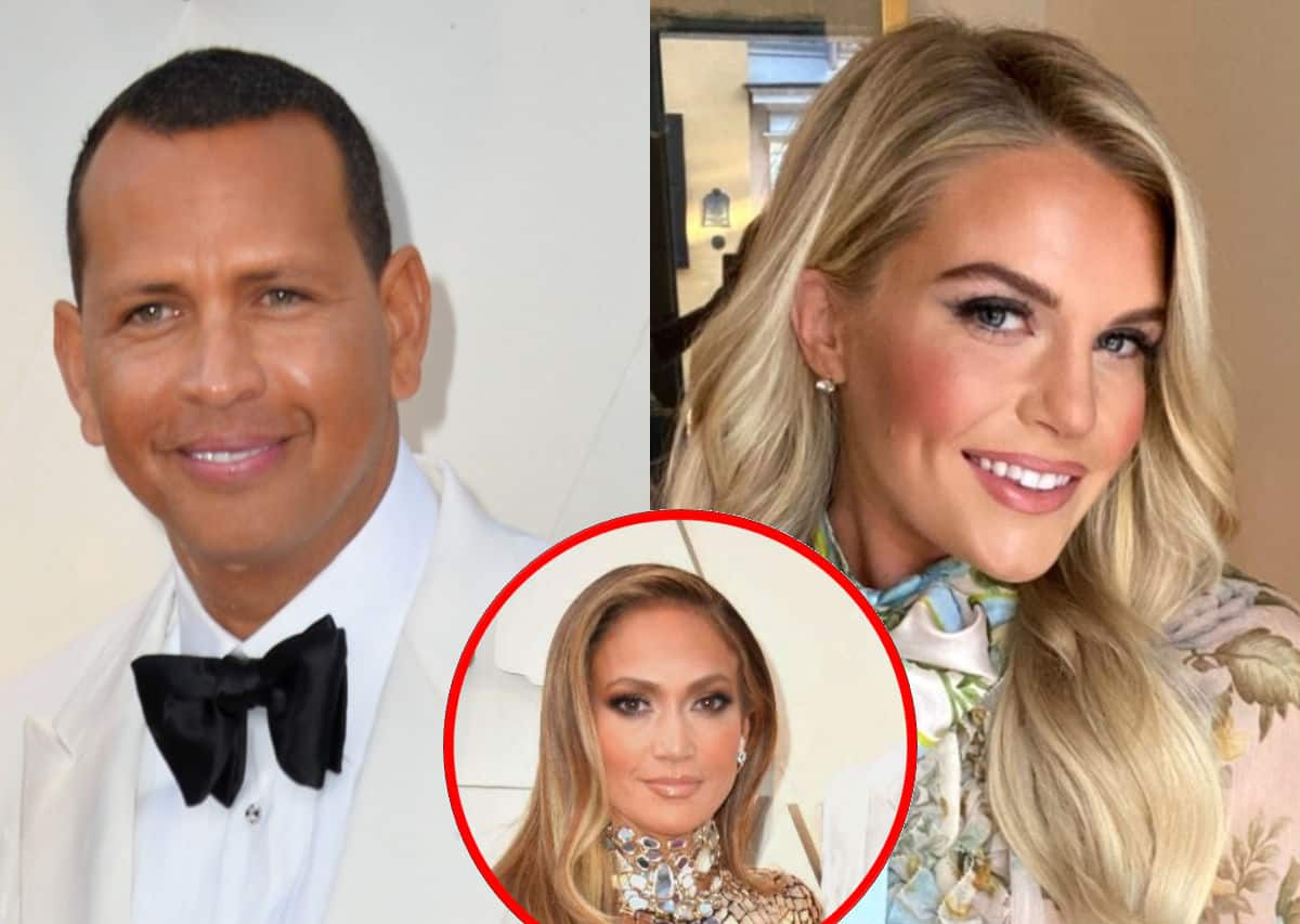 """REPORT: A-Rod """"Reached Out"""" Again to Madison LeCroy After Split From Ex Jlo, How Southern Charm Star Responded"""