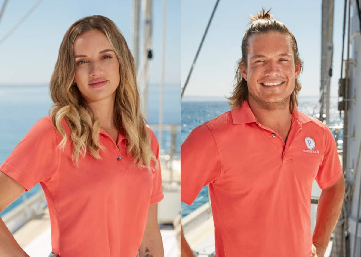"""Below Deck Sailing Yacht Star Alli Dore Confirms Split From Gary King and Admits the 'Break Up' Made Her """"Sick"""" as She Reveals Real Reason She Ended Their Boatmance"""