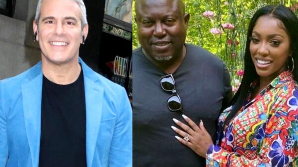"Andy Cohen Reacts to RHOA Star Porsha Williams' Engagement to Costar Falynn's Ex Simon, Admits It's ""Wild"" and ""Can't Wait"" to Hear More, Plus Simon Offers Monetary Reward for Proof of Cheating"