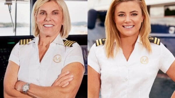 VIDEO: Watch Below Deck Med Season 6 Trailer! Captain Sandy and Malia White Return But Butt Heads Over an Injury as a New Boatmance Is Teased and a Stew Seemingly Quits