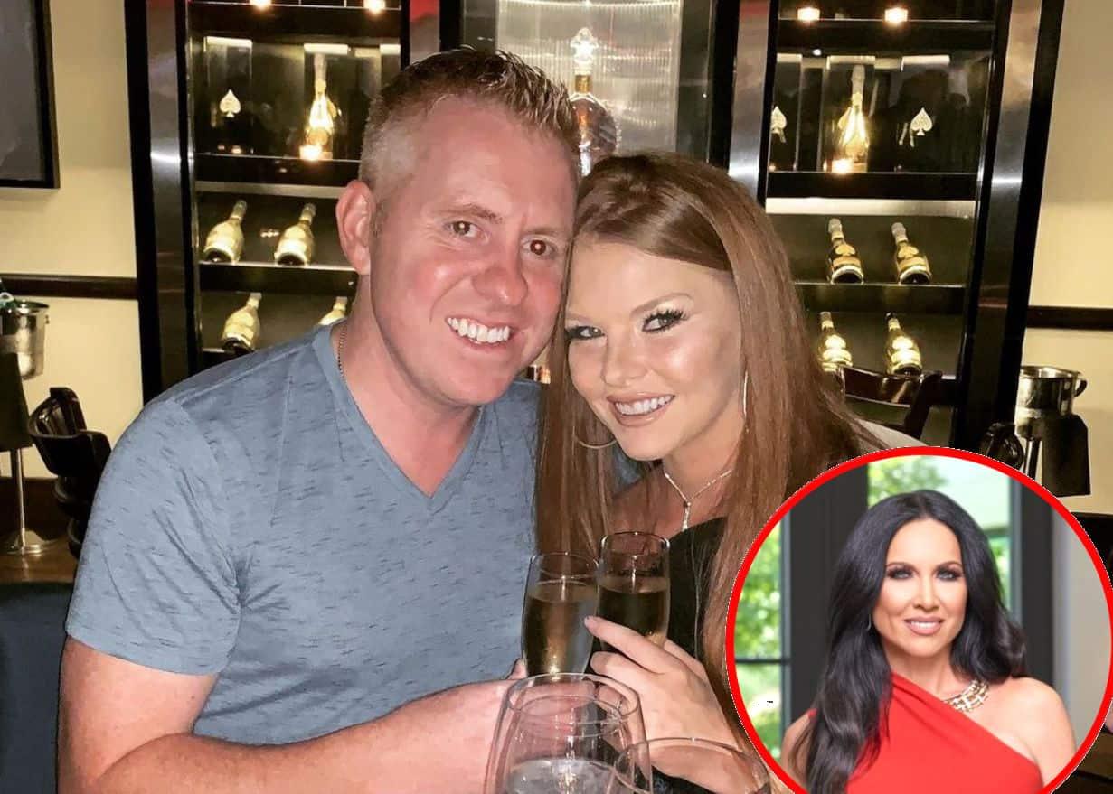 RHOD's Brandi Redmond Admits Video Of Husband Bryan Kissing Another Women Hurt Their Family As LeeAnne Locken Denies Sending Video To Brandi's Daughter In Leaked Text Exchange
