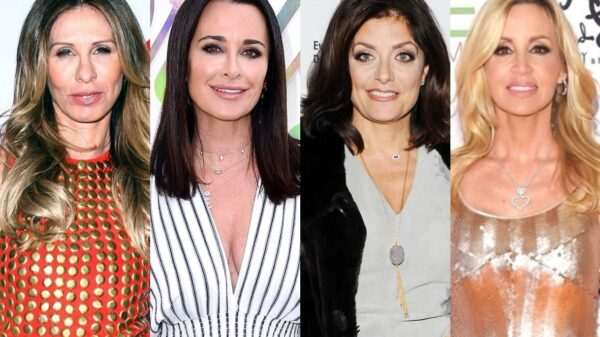 The Top 10 Best Psychic Moments on Real Housewives Revealed! Plus Open Post