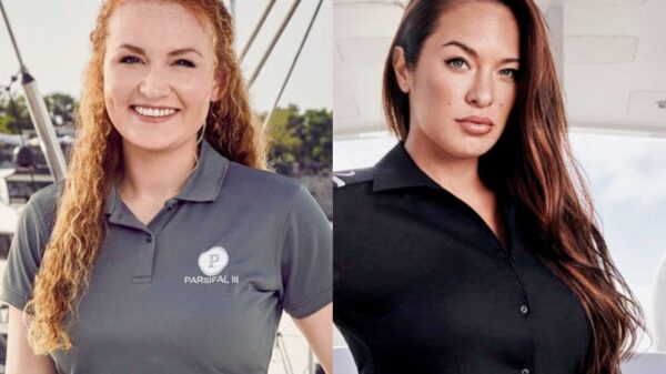 Below Deck Sailing Yacht's Ciara Duggan Blasts Jessica More and Accuses Her of Assaulting Sister as Jessica Opens Up About Her Mental Struggles in Emotional Post