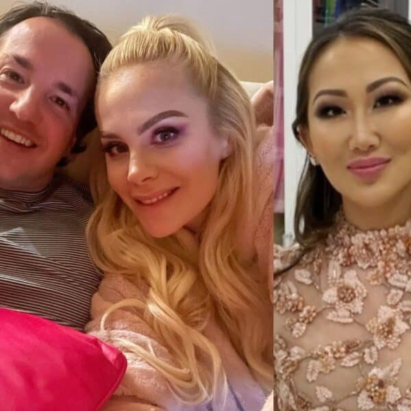 "RHOD Star Kameron Westcott's Husband Accuses Dr. Tiffany Moon of ""Vile Racism"" as Kameron Suspects She Used ""White Face"" and Court's Brother Suggests Her Drinking Habits May Be Putting Her Patients at Risk"