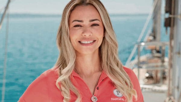PHOTO: Dani Soares Delivers Baby Girl, See First Picture and Below Deck Sailing Yacht Costars' Reactions
