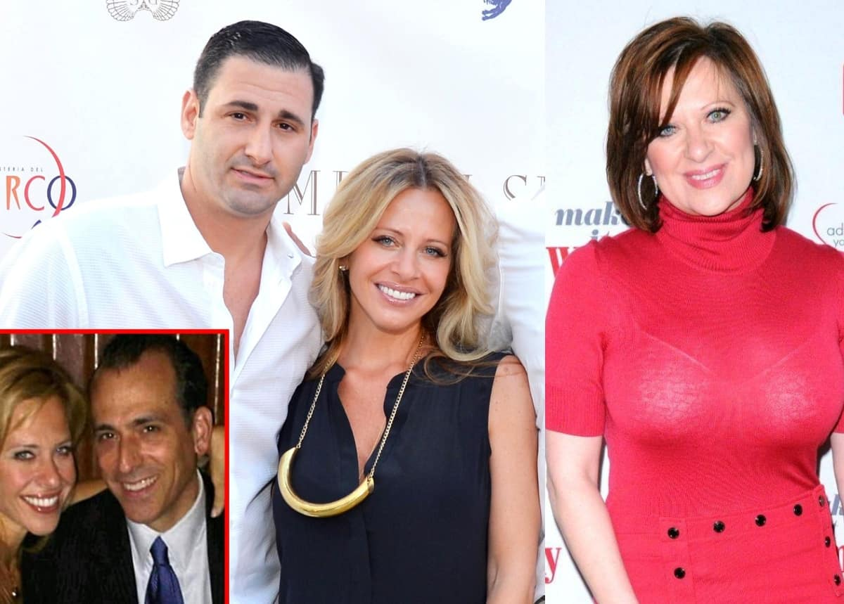 Dina Manzo Reacts to Sister Caroline Supporting Ex Tommy Manzo After His Arrest For Beating Her and Husband Dave Cantin With a Bat, Plus See a New Pic of Tommy in Jail