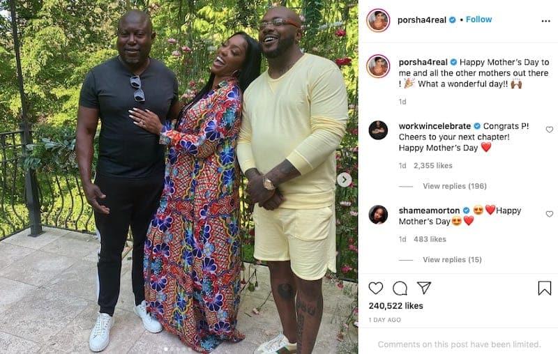RHOA Dennis McKinley Reacts to Porsha Williams and Simon Guobadia's Engagement