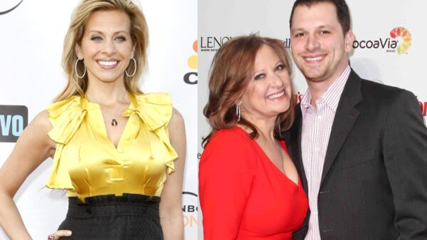 """RHONJ Alum Dina Manzo Slams Albie Manzo After He Teases Tell-All About Family Drama on Podcast and Suggests He's Using """"Storyline"""" for Profit"""