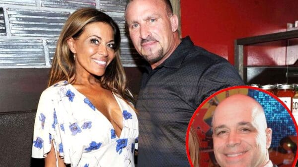 "Dolores Catania Calls Frank Catania Her ""Forever Person"" and Shares How She'd React If David Principe Proposed, Plus She Addresses Blowup With RHONJ Costars, and Live Viewing Thread"