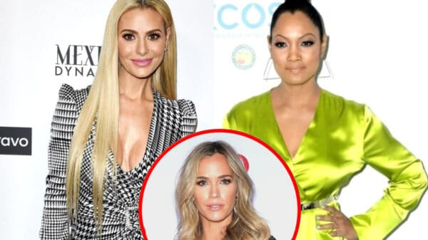 RHOBH's Dorit Kemsley Fires Back at Garcelle Beauvais' Acting Claim, Reveals How Sutton Stracke May Have Gotten Her Diamond, Plus Where She Stands With Teddi Mellencamp