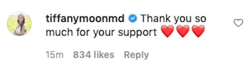 RHOD Dr. Tiffany Moon Thanks Bravo for Support Amid Kameron Westcott Racism Drama