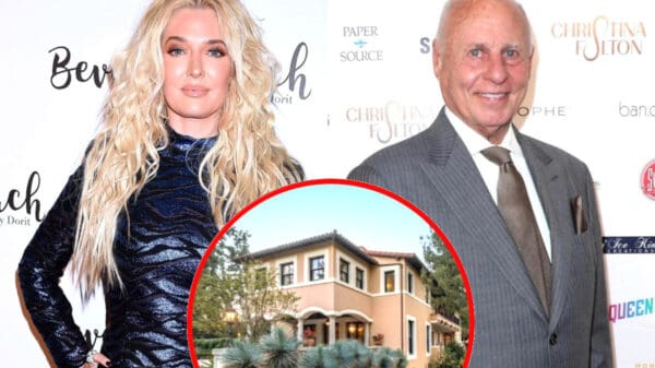 PHOTOS: RHOBH Star Erika Jayne and Estranged Husband Thomas Girardi's Pasadena Hits the Market for $13 Million, Go Inside the 10,000-Sq-Foot Mediterranean Property and See It's Ornate Chapel and Wine Cellar