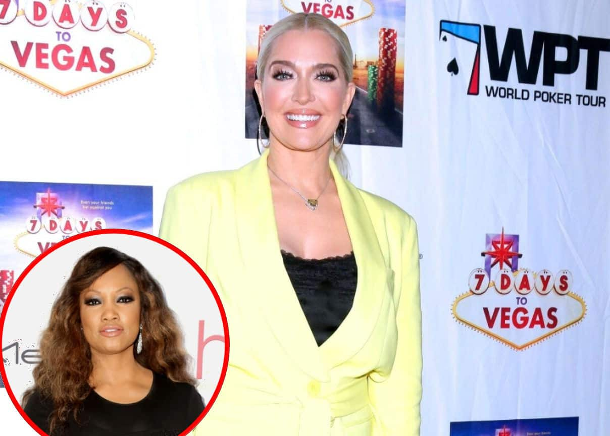 """REPORT: Erika Jayne Planning Future 'Tell All' as She's Currently 'Listening to Lawyers' Amid Legal Drama as RHOBH Costar Garcelle Admits Says Her """"Heart Goes Out"""" to the """"Victims,"""" Plus Live Viewing Thread"""