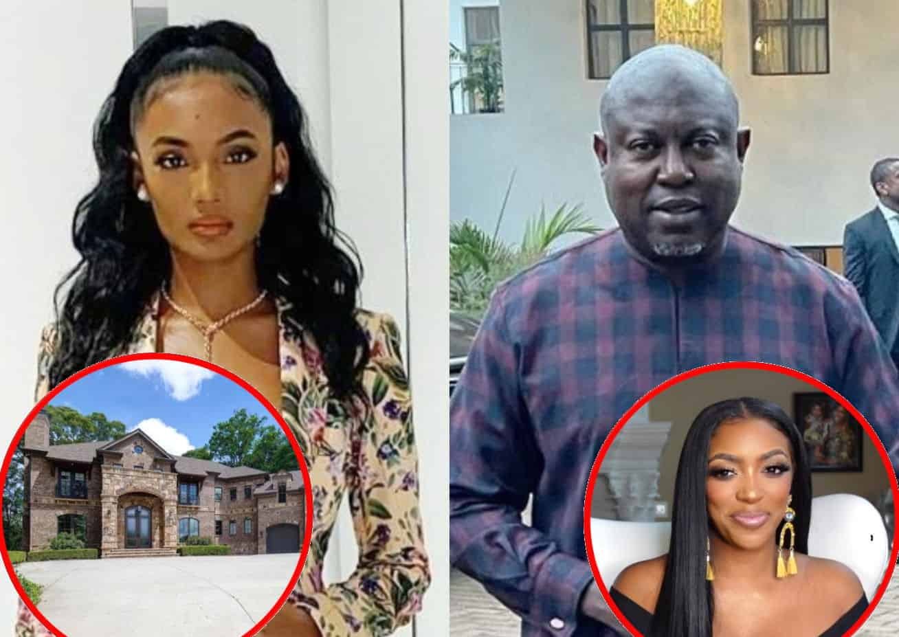 RHOA's Falynn Guobadia's Divorce Settlement is Revealed! Find Out How Much Ex Simon is Paying as He Lists Marital Home for $4.9 Million, See PHOTOS of Inside