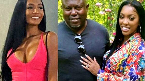 "RHOA's Falynn Guobadia Focused on ""Healing"" Amid Porsha Williams' Engagement to Her Ex Simon Guobadia, Plus Nene Shades Engagement as ""Strange"" as Marlo and Kenya Also React, and Porsha Claps Back at Snarky Fan"